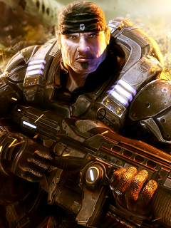 Gears Of War Mobile Wallpaper