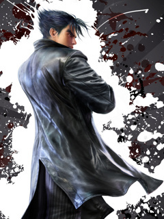 Takken6 Jin Kazama Mobile Wallpaper