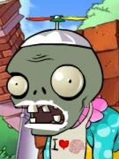 Baby Zombie Mobile Wallpaper