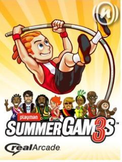 Playman Summer Game Mobile Wallpaper