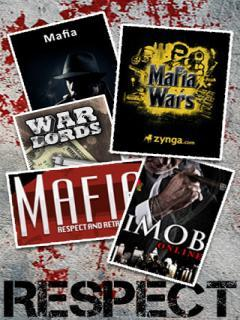 Mafiz Wars Mobile Wallpaper