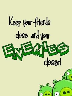 Enemies Mobile Wallpaper