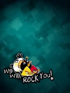 We Rock Mobile Wallpaper