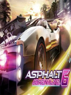 Asphalt6 Mobile Wallpaper