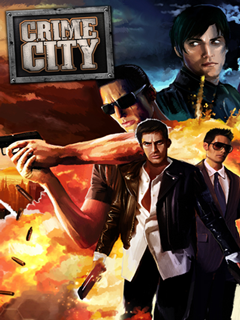 Crime City Mobile Wallpaper
