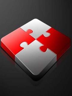 3D Puzzle Mobile Wallpaper