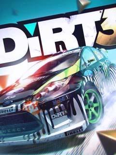Dirt3 Mobile Wallpaper