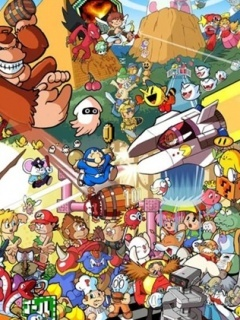 Nintendo Mobile Wallpaper
