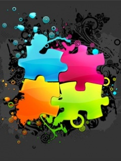 Puzzle Mobile Wallpaper