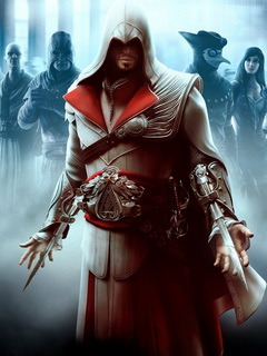Assassin Creed Mobile Wallpaper