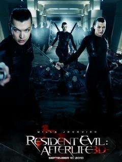 Resident Evil After Life Mobile Wallpaper
