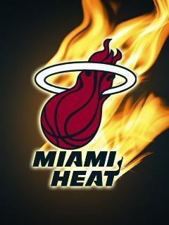 Miami Heat Mobile Wallpaper