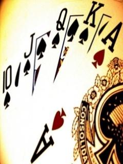 Poker Royal Mobile Wallpaper