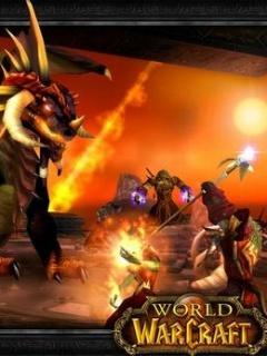 World Of Warcrafts Mobile Wallpaper
