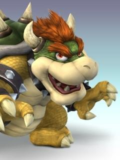 Bowser Mobile Wallpaper