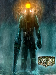 Bio Shock 2 Mobile Wallpaper