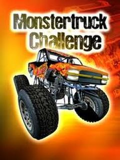 Monster Truck Challenge Mobile Wallpaper