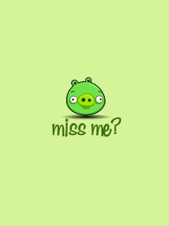 Miss Me Mobile Wallpaper