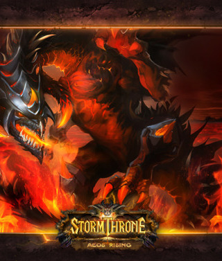 Stormthrone Promo Trailer Mobile Wallpaper