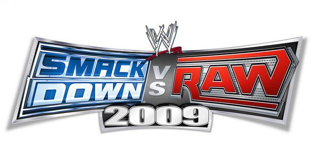 WWE Smackdown VS Raw 2009 Mobile Wallpaper