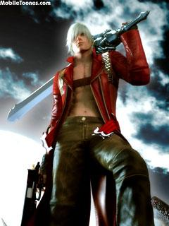 DEVIL MAY CRY 3 Mobile Wallpaper