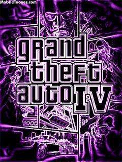 GTA 4 COVER Mobile Wallpaper