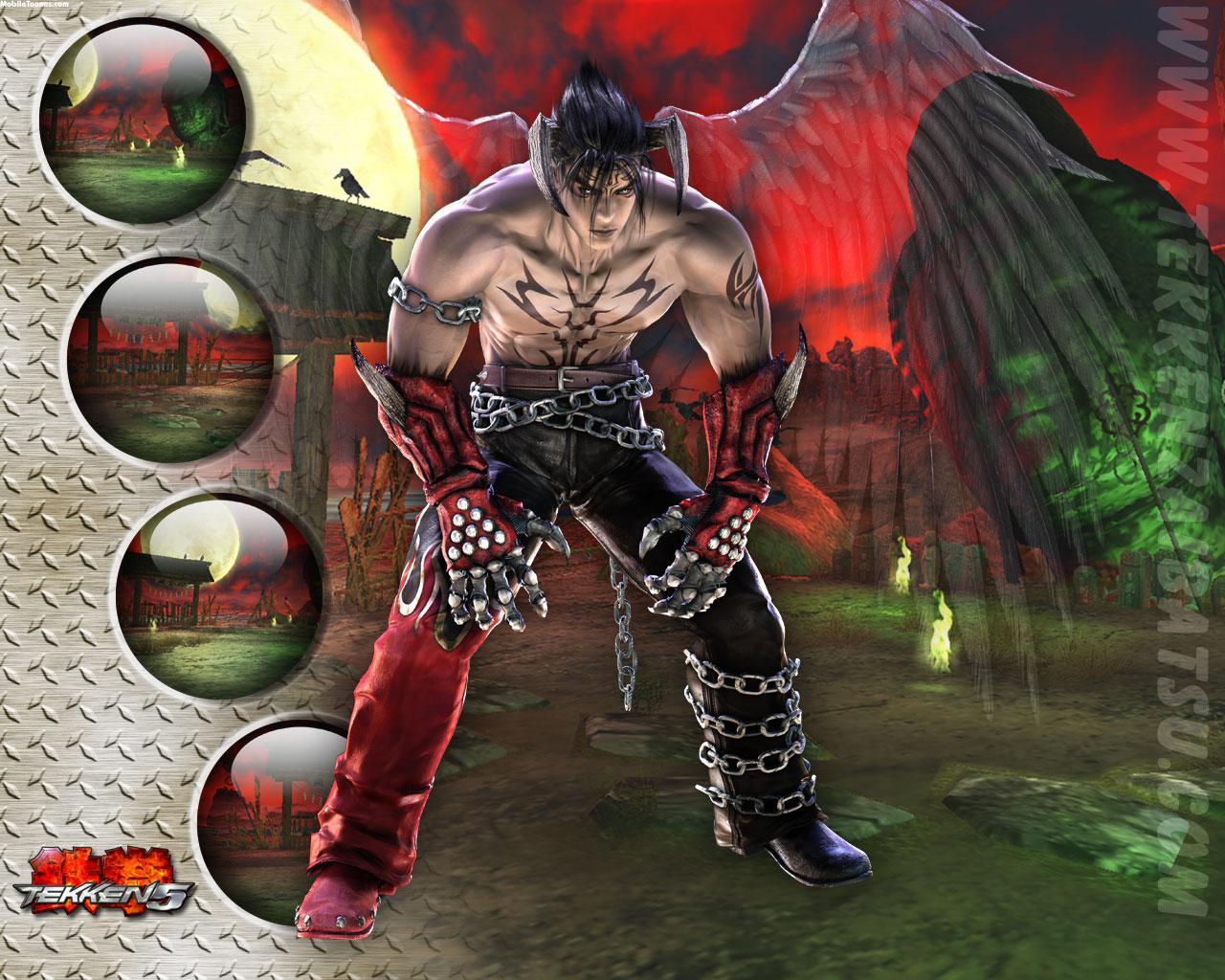Deviljin Mobile Wallpaper