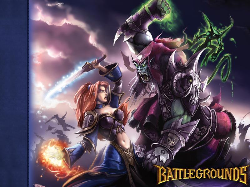 Battle Grounds Mobile Wallpaper