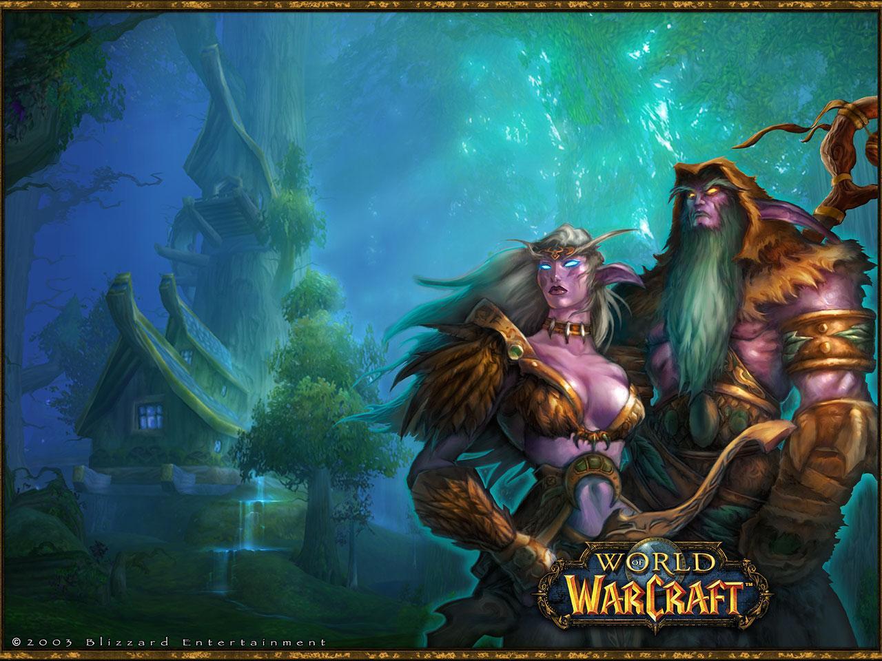 World Of Warcraft Mobile Wallpaper