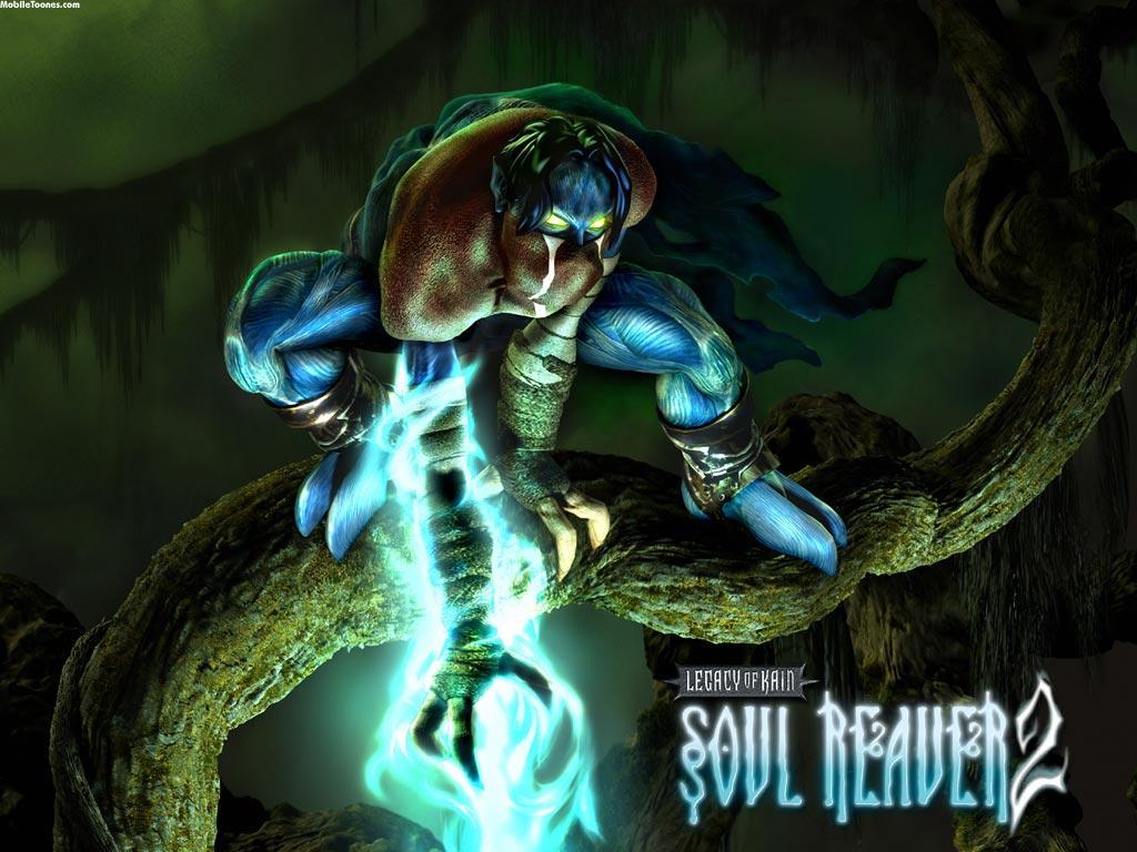Soul Reaver2 Mobile Wallpaper