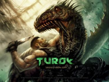 TUROK Mobile Wallpaper