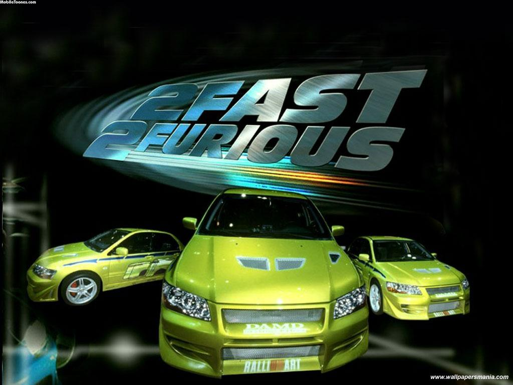 2 Fast 2 Furious Mobile Wallpaper
