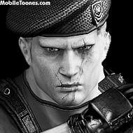 Jack Krauser Mobile Wallpaper