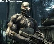 CRYSIS SOLDIER BY SHAHID Mobile Wallpaper
