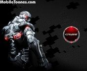 CRYSIS METALLIC Mobile Wallpaper