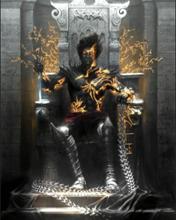 Black Prince Mobile Wallpaper