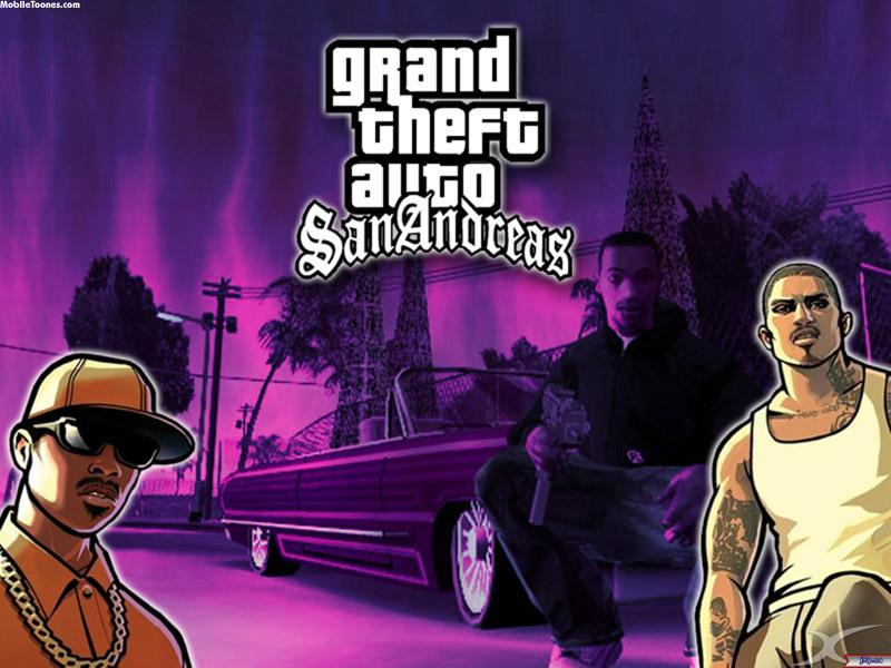 Grand Theft Auto Mobile Wallpaper