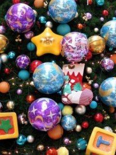 Balls Mobile Wallpaper