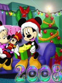 Family Of Micky Mobile Wallpaper