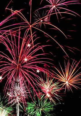 Fireworks Mobile Wallpaper