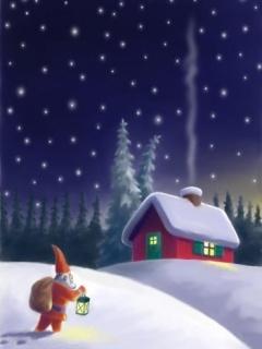 Perfect Winter Mobile Wallpaper