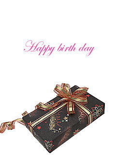Birth Day Gift Mobile Wallpaper