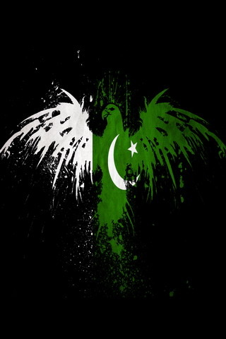 Bird Pakistani Flag 14 August Android Wallpaper Mobile Wallpaper