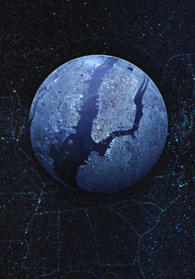 Planet New York Mobile Wallpaper