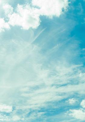 Summer Sky Mobile Wallpaper