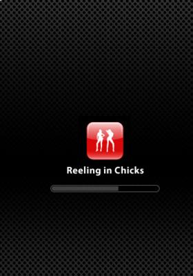 Reeling In Chicks Mobile Wallpaper