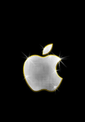 Apple Is Candles Mobile Wallpaper