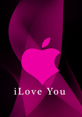 Wallpapers For Mobile I Love You : Download I Love You Mobile Wallpaper Mobile Toones