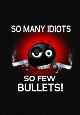 Many Idiots Mobile Wallpaper