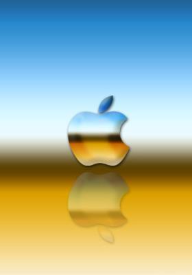 Download Apple Logo Mobile Wallpaper Mobile Toones